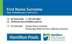 Sample Card Pools